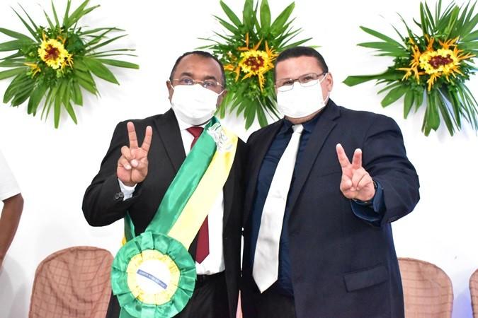 Veríssimo Siqueira é empossado prefeito de Santa Rosa