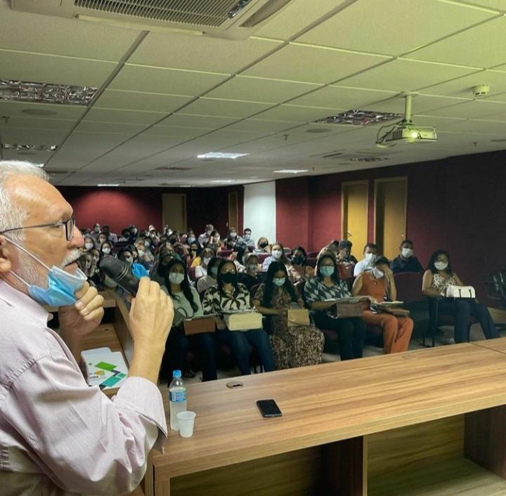 Secretária de Educação de Santa Rosa do Piauí participa de encontro UNDIME em Teresina
