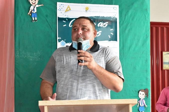 Solenidade marca abertura de matrículas 2021 da Rede Municipal de Ensino