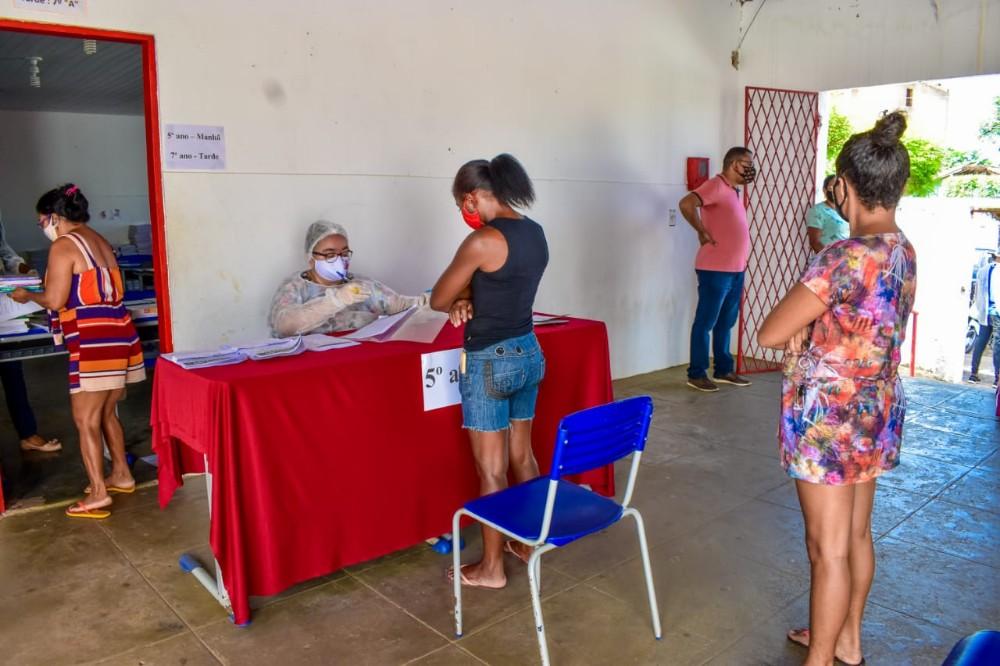 Ano letivo inicia na Rede Municipal de Santa Rosa do Piauí