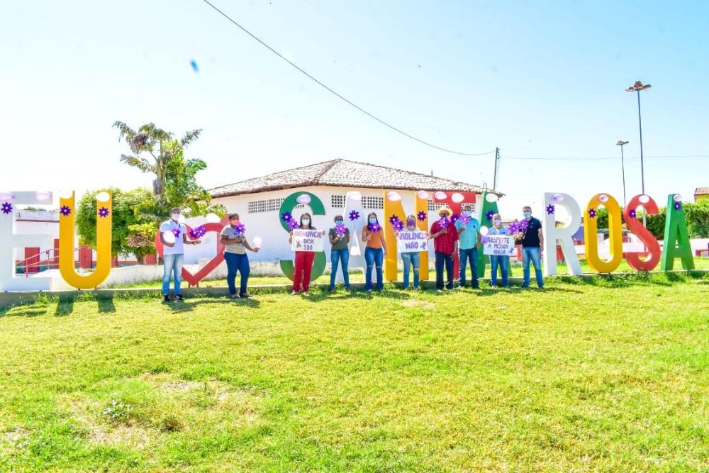 Secretaria de Assistência Social lança campanha Junho Violeta em Santa Rosa