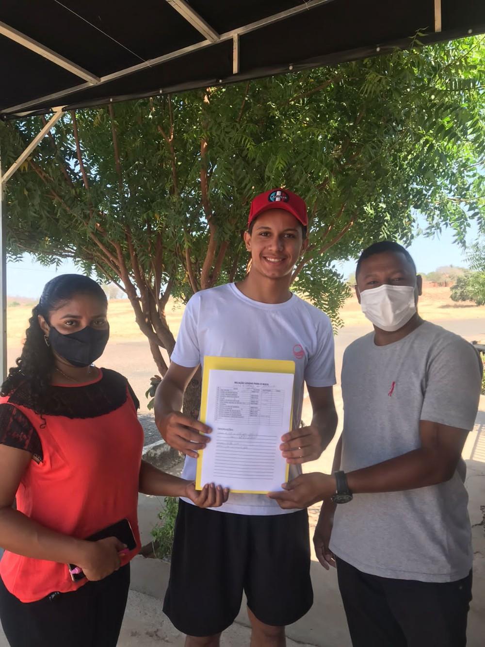 Prefeitura de Santa Rosa realiza inscrições de jovem para NUCA