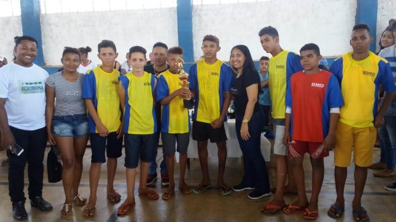 Final do Campeonato Estudantil reúne jovens e estudantes em Santa Rosa