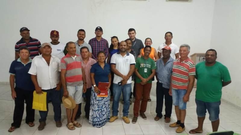 Banco do Nordeste realiza reunião com produtores em Santa Rosa do Piauí