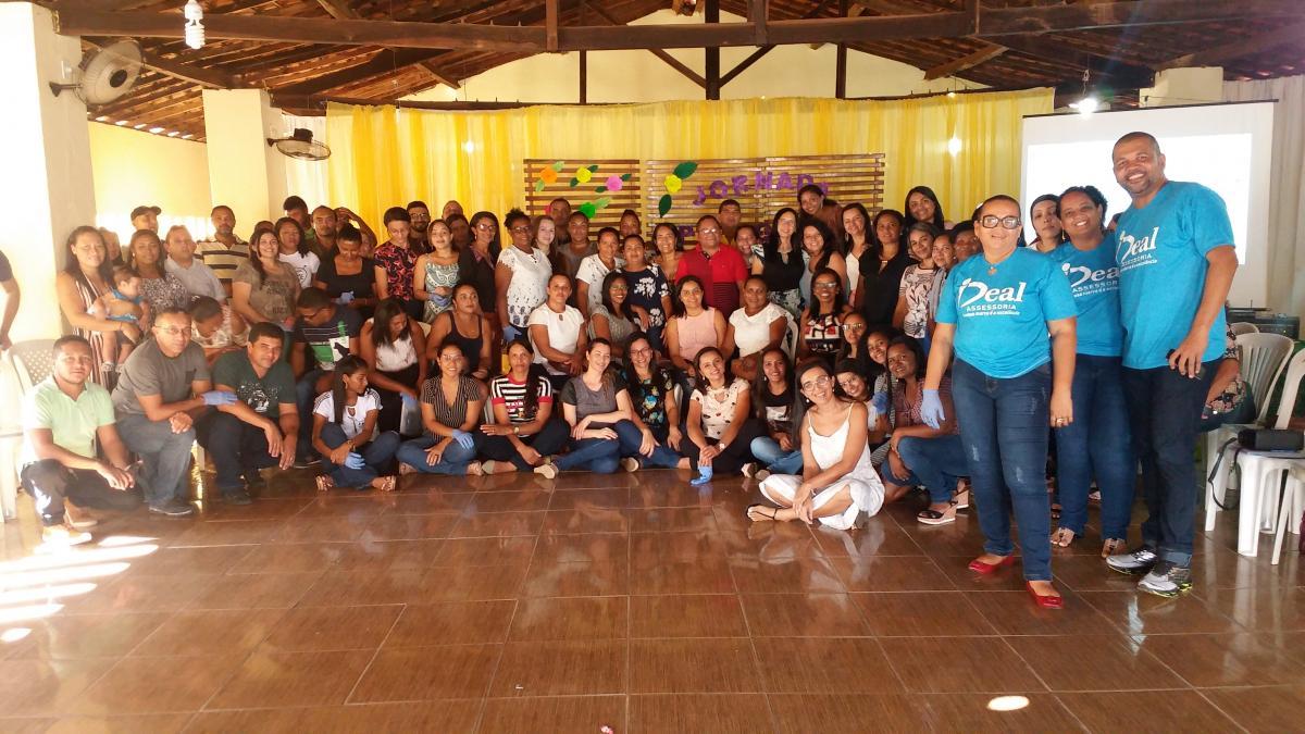 Café da Manhã marca abertura da 3ª Semana Pedagógica em Santa Rosa