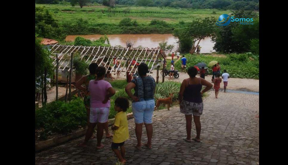 Criança de 5 anos desaparece ao cair no rio Canindé, em Amarante