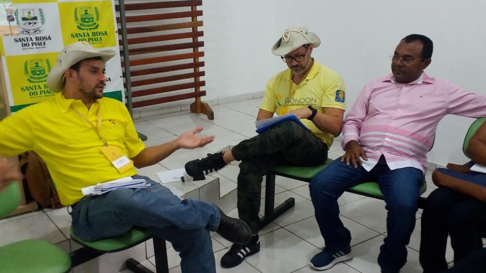 Município de Santa Rosa é contemplado com o projeto Rondon