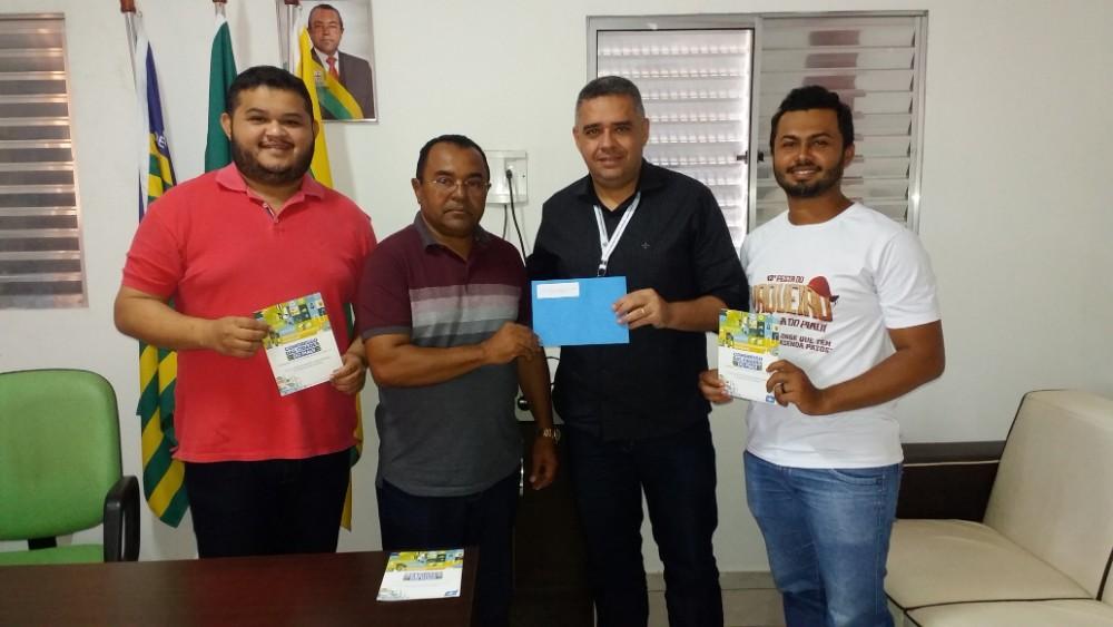 """Santa Rosa é finalista do """"Prêmio Prefeito Empreendedor"""""""