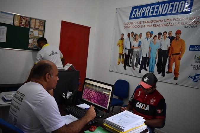 Sala do empreendedor atende de segunda a sexta-feira em Santa Rosa