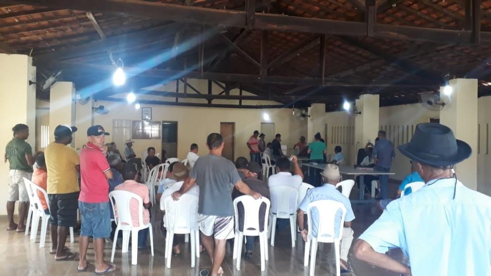 Chapa 1 vence eleição da Cooperativa em Santa Rosa do Piauí
