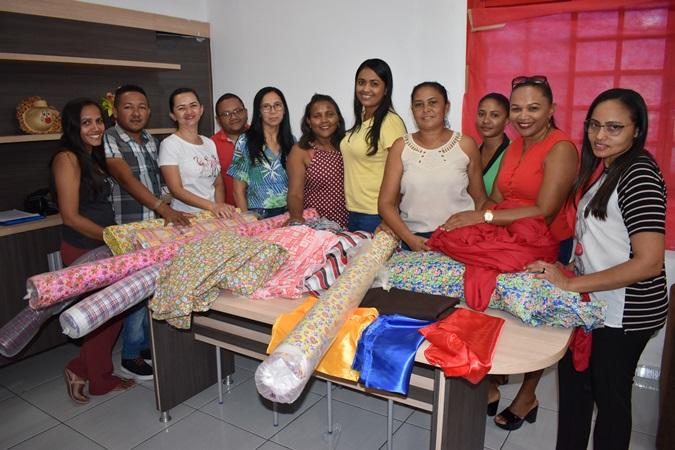 """Projeto """"São João Literário às margens do Rio Canindé"""" será trabalhado nas escolas em Santa Rosa"""