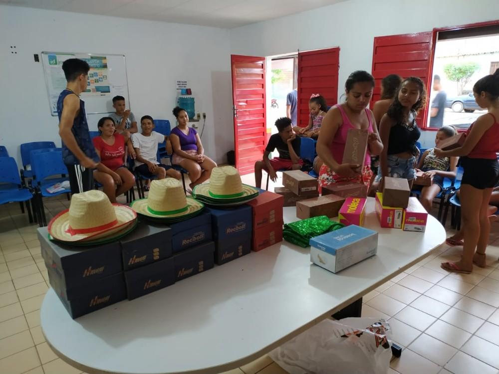 Junina Rosa Sertão de Santa Rosa do Piauí fará apresentações na cidade e em três municípios da região