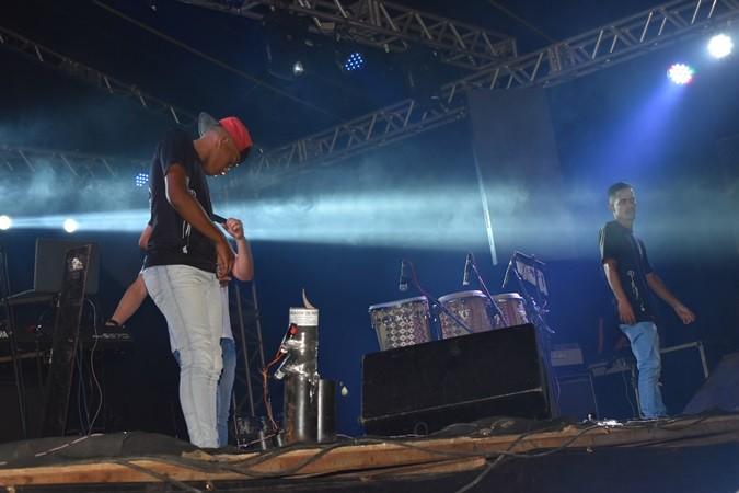 Nego Rico e forró do Movimento e David ostentação encerram segunda noite da 45° Festa do Vaqueiro