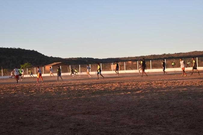 Secretaria de Esportes realiza Torneio de Futebol no Povoado Santana