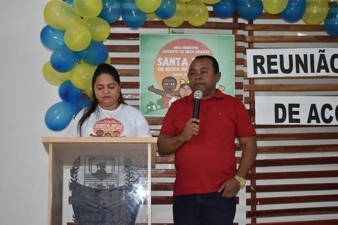 Reunião Intermediária de Acompanhamento do Selo UNICEF foi realizada em Santa Rosa do Piauí
