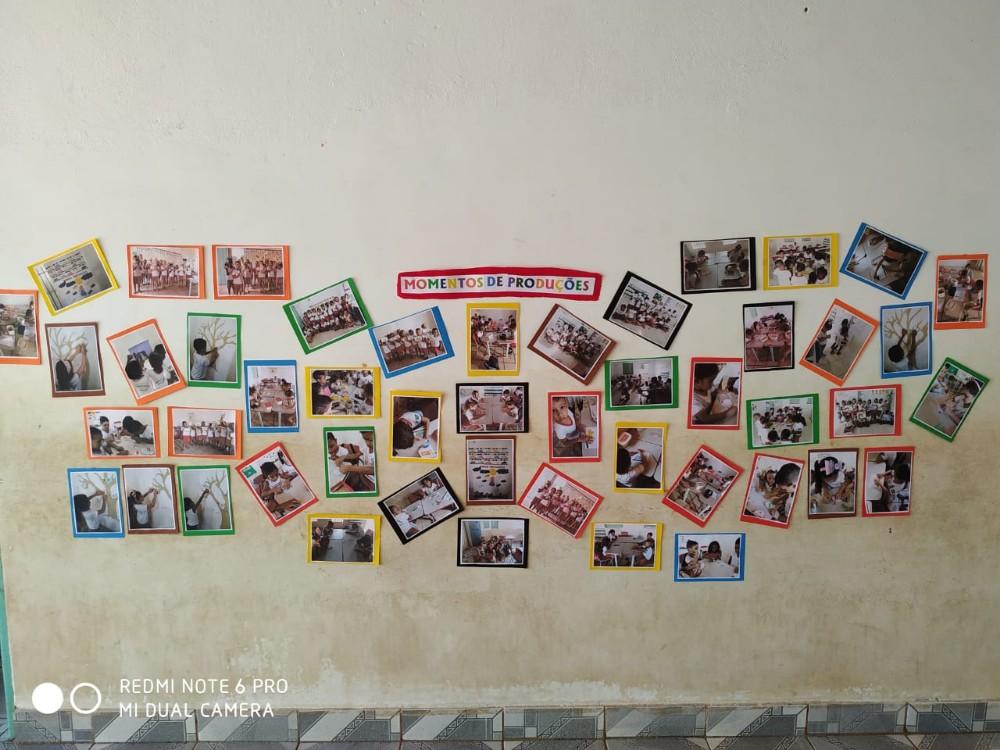 """""""Mundo das cores"""" e """"Pássaro sem cor"""" foram temas de projeto nas escolas em Santa Rosa"""