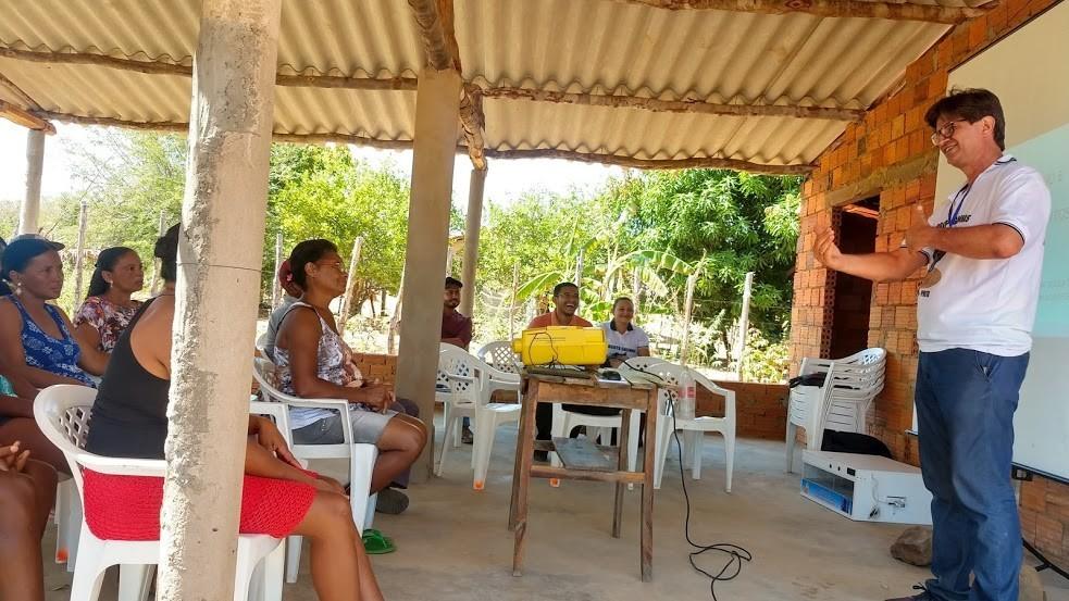 Comunidade Aldeia dos Rabelos em Santa Rosa do Piauí Inicia Criação da Galinha Caipira Canela-Preta