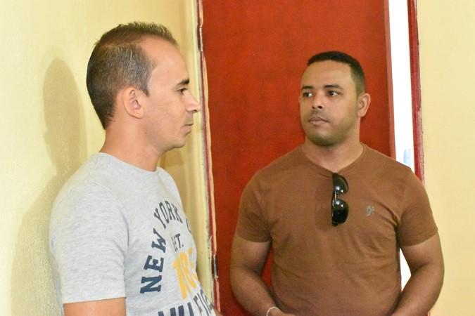 Secretário Nayro Fontes recebe visita da CONJUV em Santa Rosa