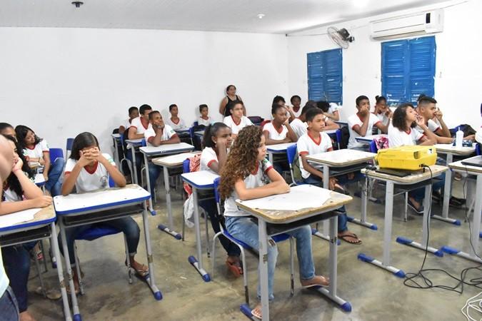 Programa Saúde na Escola realiza semana de ações nas escolas da rede municipal