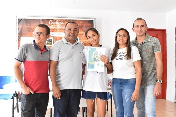 Curso de Informática Básico será realizado com estudantes do 8º ano Unidade Escolar Francisco José Dos Santos