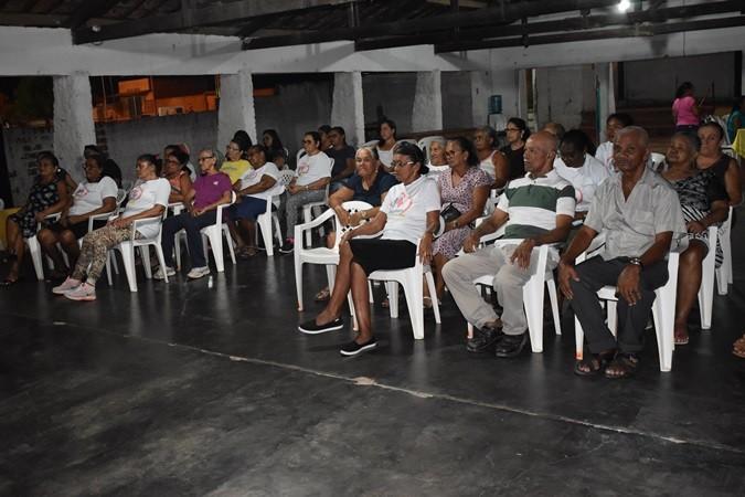 Dia Internacional da Pessoa Idosa é celebrado em Santa Rosa do Piauí