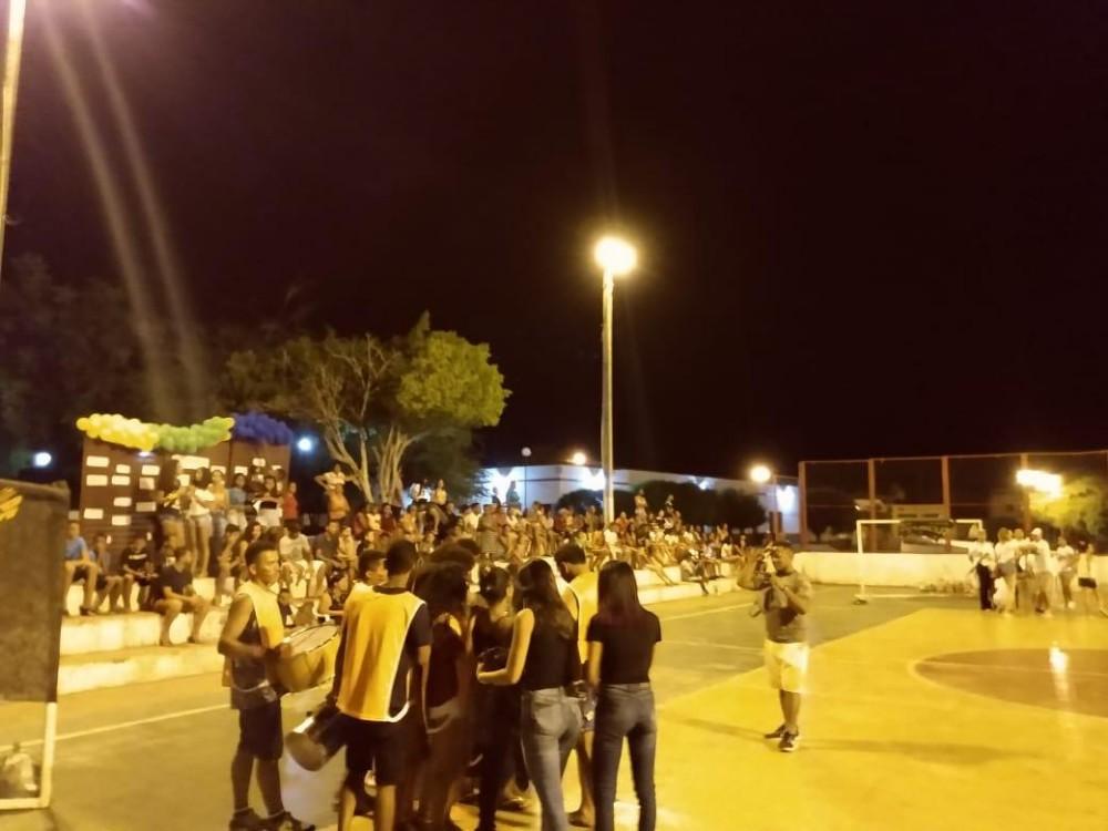 Secretaria de Juventude realiza 1ª Gincana Solidária em Santa Rosa do Piauí