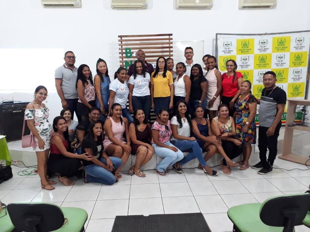 Semed inicia ciclo de formações para implementação da BNCC em Santa Rosa do Piauí