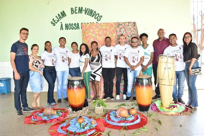 Palestra faz abertura das atividades do Dia da Consciência Negra em Santa Rosa