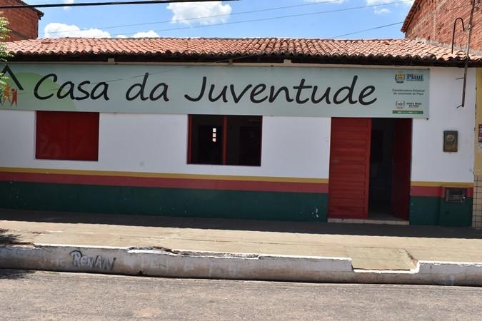 Prefeitura de Santa Rosa do Piauí retoma Prédio da Casa da Juventude