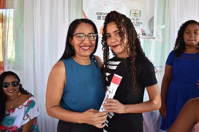 Escola Municipal promove Festa de Confraternização do 9º ano em Santa Rosa