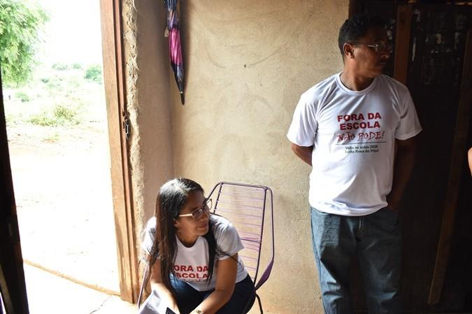 """SEMED encerra """"Busca Ativa Escolar"""" em Santa Rosa nesta quarta-feira (15)"""