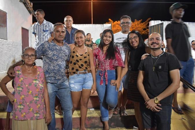 """""""Carnaval"""" faz abertura das atividades do grupo da melhor idade em Santa Rosa do Piauí"""