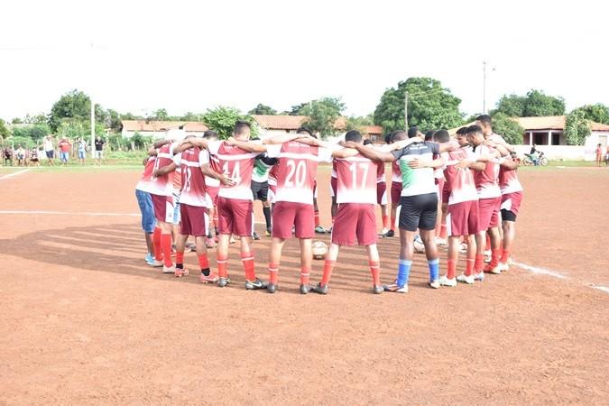 De virada, Seleção de Santa Rosa vence Arraial por 2 a 1 no Campeonato Intermunicipal do Bom Princípio