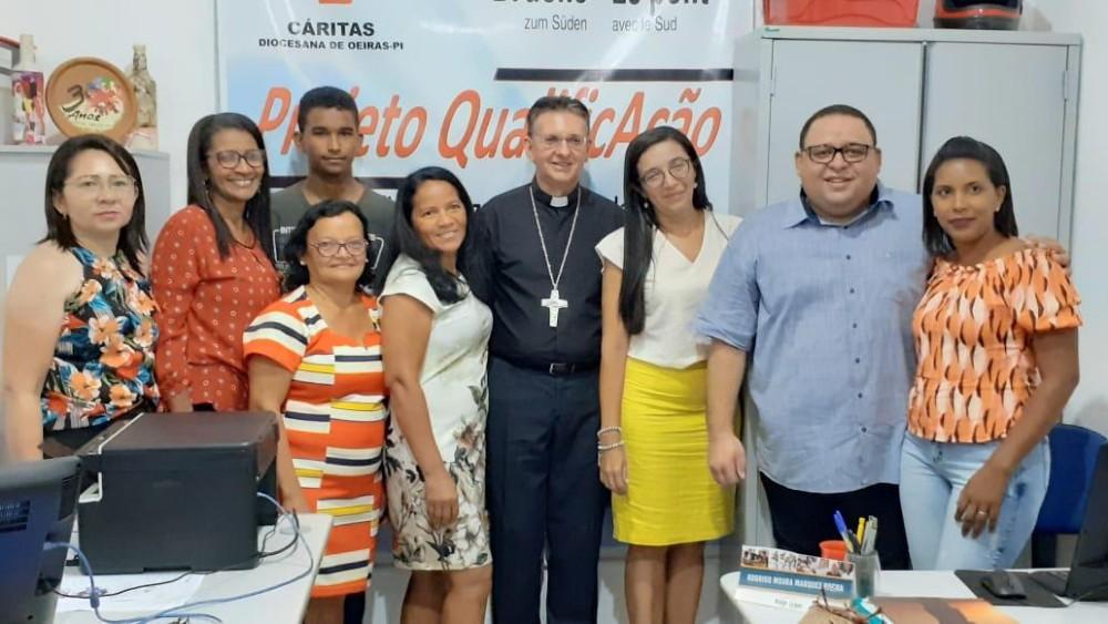 Comunidade de Santa Rosa participa do lançamento da Campanha da Fraternidade 2020 em Oeiras