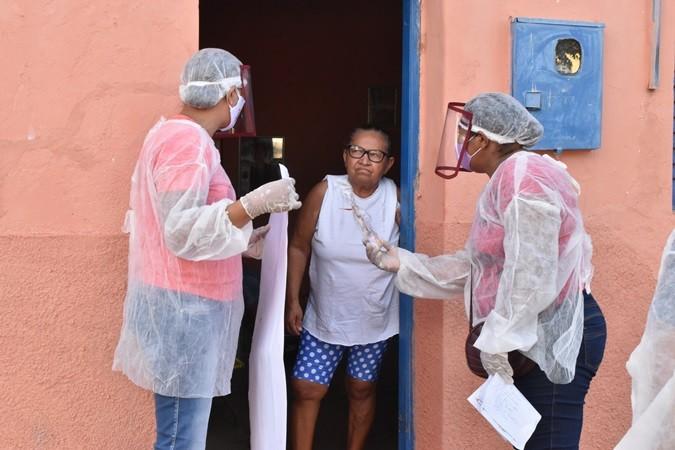 Secretaria Municipal de Assistência Social realiza atividades remotas com os idosos do Grupo da Melhor Idade de Santa Rosa