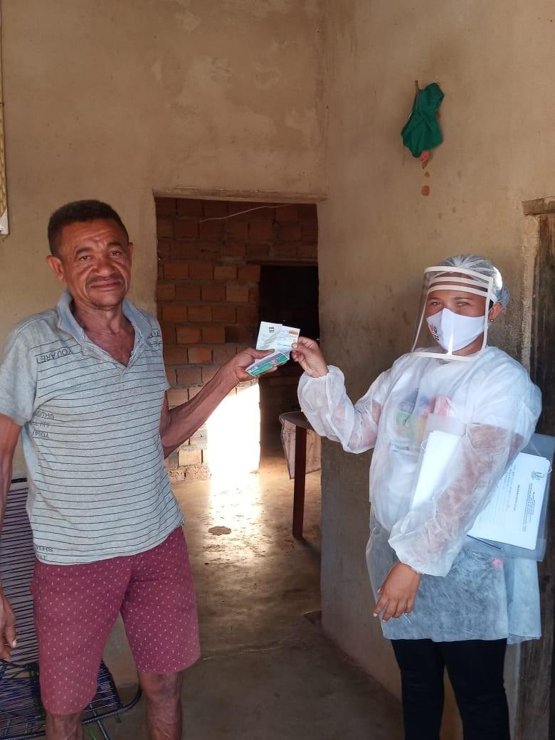Assistência Social de Santa Rosa do Piauí realiza busca ativa das famílias para desconto na Tarifa Social