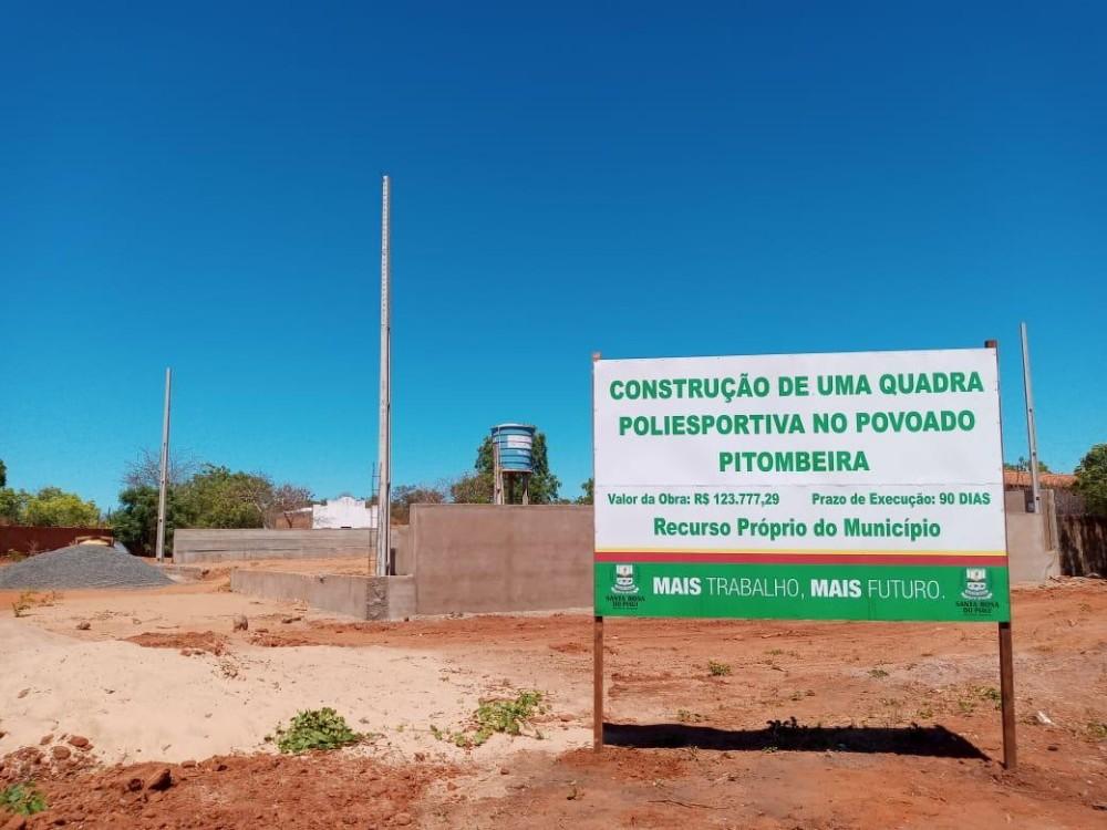 Inauguração da quadra Cristiane Filgueira acontece neste sábado