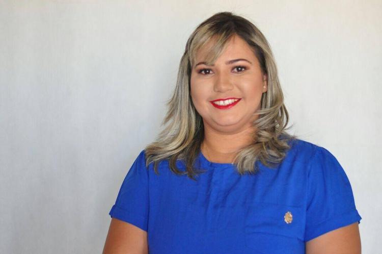 Vereadora Patrícia Fernanda